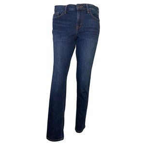 Old Navy Power Slim Straight Mid-Rise Jeans